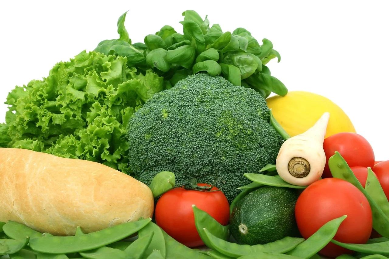 Zeleninový stůl