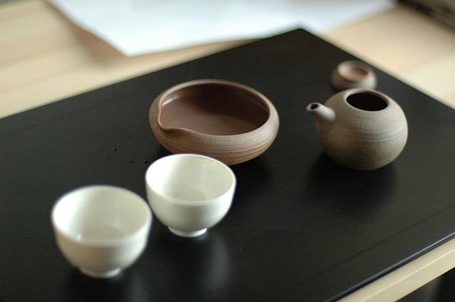 japonský čaj