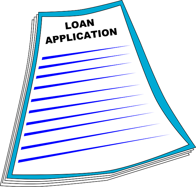 formulář žádosti o půjčku